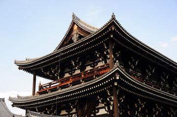 Temple Tōfuku-ji sanmon-4