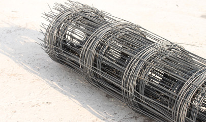 wire mesh for concrete cement work