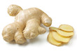 Ginger Root Sliced