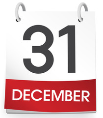 Thirty First December