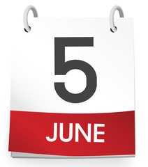 5th of June