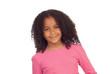 Pretty afro-american girl i