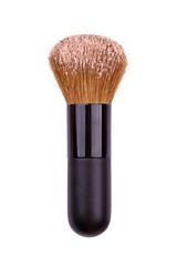 Cosmetic brush isolated on white background