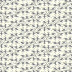 Seamless geometrical pattern vector background
