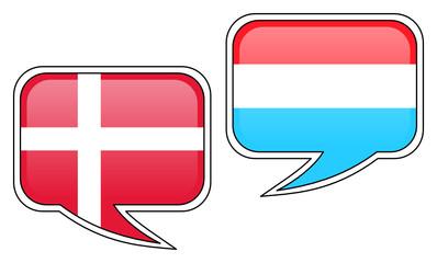 Danish-Luxembourgian Conversation