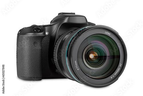 dslr camera - 65027848