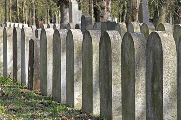 Zentralfriedhof in Wien