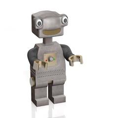 Roboter Blech 1