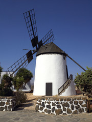 Windmill - Fuerteventura - Canary Islands