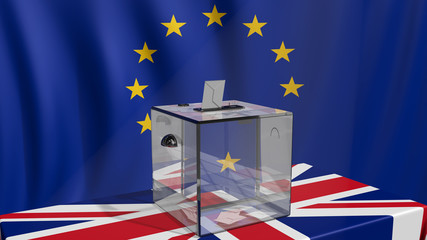 European elections -  United Kingdom - 002