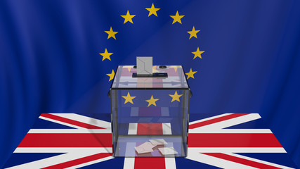 European elections -  United Kingdom - 001