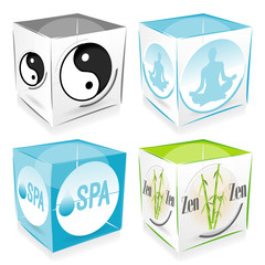 4 cube zen, yoga and spa