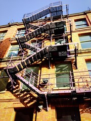 manchester fire escape