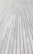 white wood plank floor background at terrace