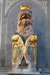 Statue Löwe