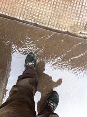 scarpe aqua