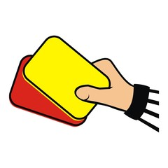 cards - sports arbitration