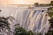 Постер, плакат: Victoria falls Zambia