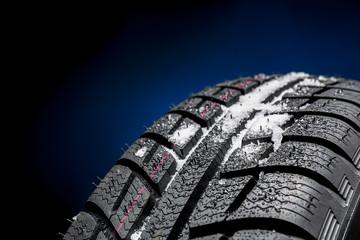 snowy winter tyre
