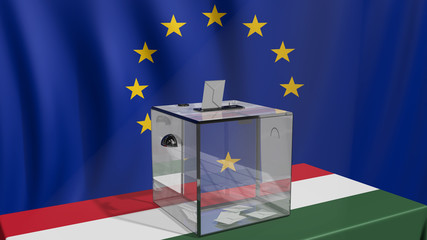 European elections - Hungary - 002