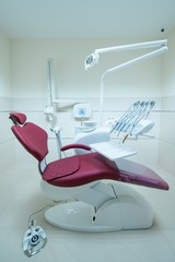 Dental Chair and Office