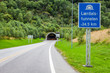 Laerdal Tunnel in Norway - the longest road tunnel in the world - 65043004