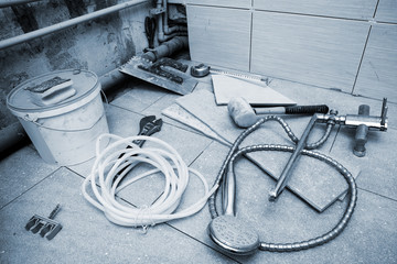 different tools for repair