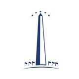 Washington monument image.Concept of commemoration, DC landmark - 65043629