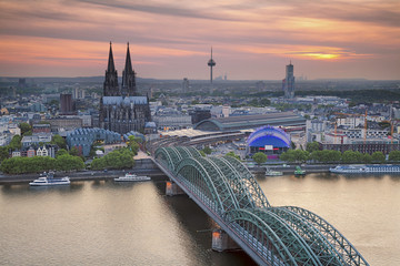 Cologne, Germany.