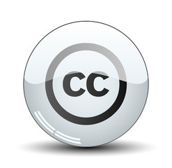 Creativecommons CC button