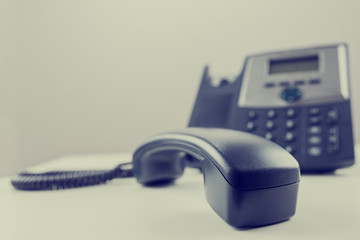 Telephone handset
