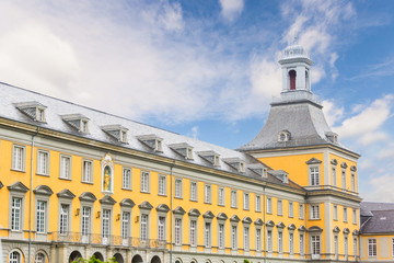 University Main Building in Bonn, Germany