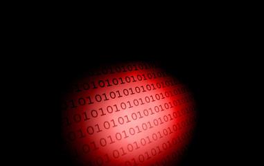 Computerdaten -  Datenstream...