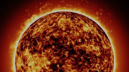 solar cosmic sun zooming
