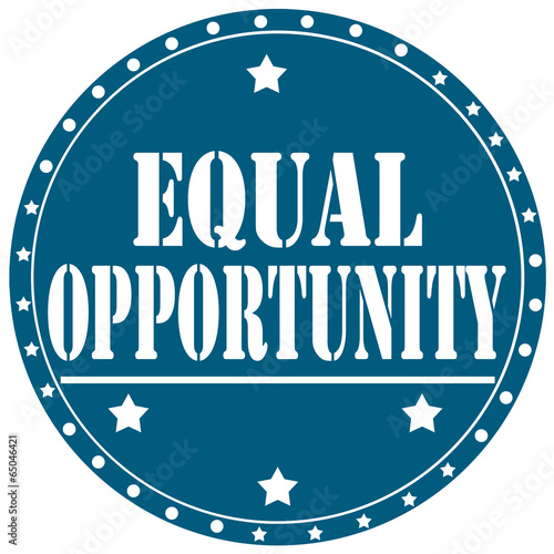 Equal Opportunity-label