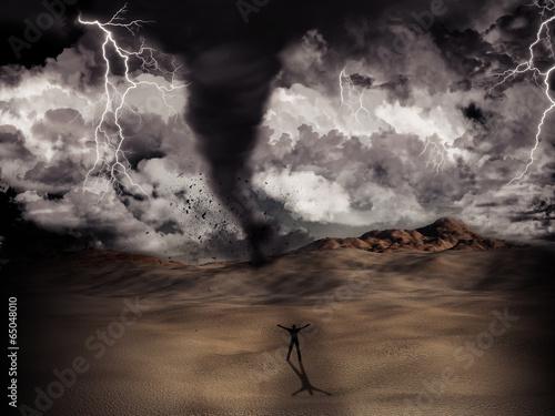 Tornado storm - 65048010