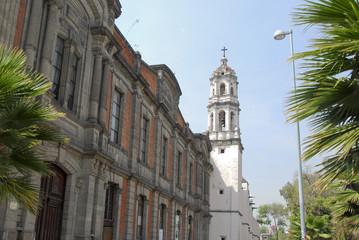 Iglesia Natividad de María Santísima, Mexico DF