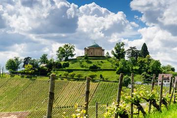 Grabkapelle auf dem Württemberg