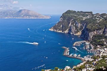 Capri veduta