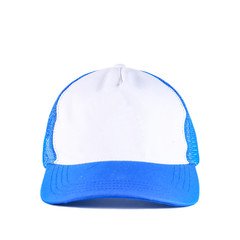 Sports cap isolated on white