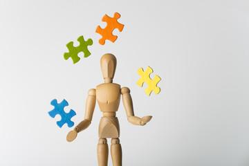 Puzzlejongleur