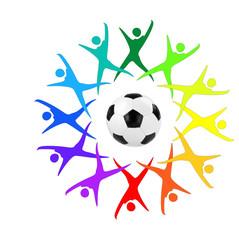 Fußball verbindet