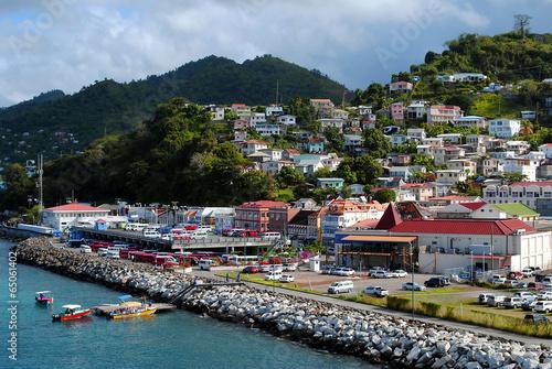 Fotobehang Caraïben St George's harbour Grenada