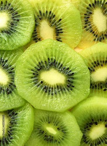 slice of kiwi fruit © aimy27feb