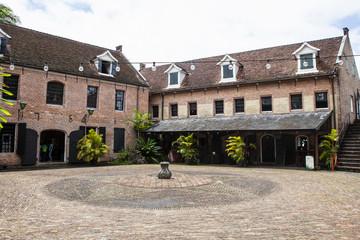 Fort Zeelandia in Paramaribo, Surinam, South America