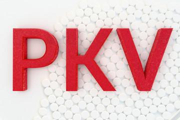 PKV - 3d Render