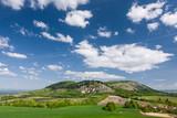 Spring countryside - Palava hills - Czech Republic