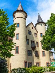 Schneewittchen - Schloss in Lohr am Main im Spessart