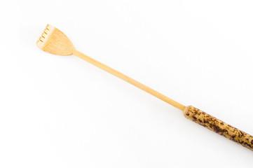 Bamboo backscratcher