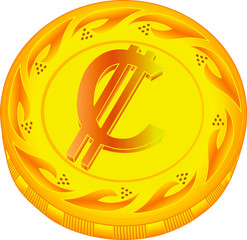 Colon coin